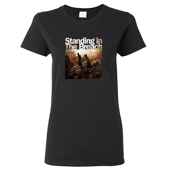 2015 Standing In The Breach Ladies Tour T-Shirt