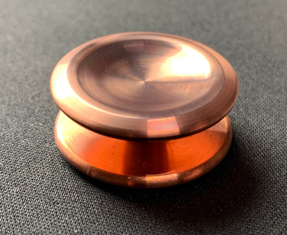 24.75mm V1 Monolith Buttons (Copper)
