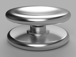24.5mm Low Pro Buttons (Aluminum) Pre-Order