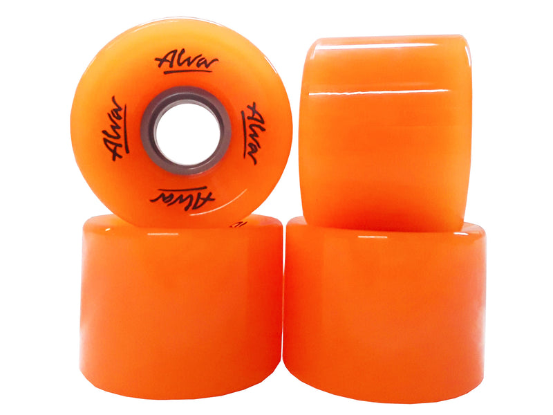 CRUISER WHEELS - SOLID ORANGE