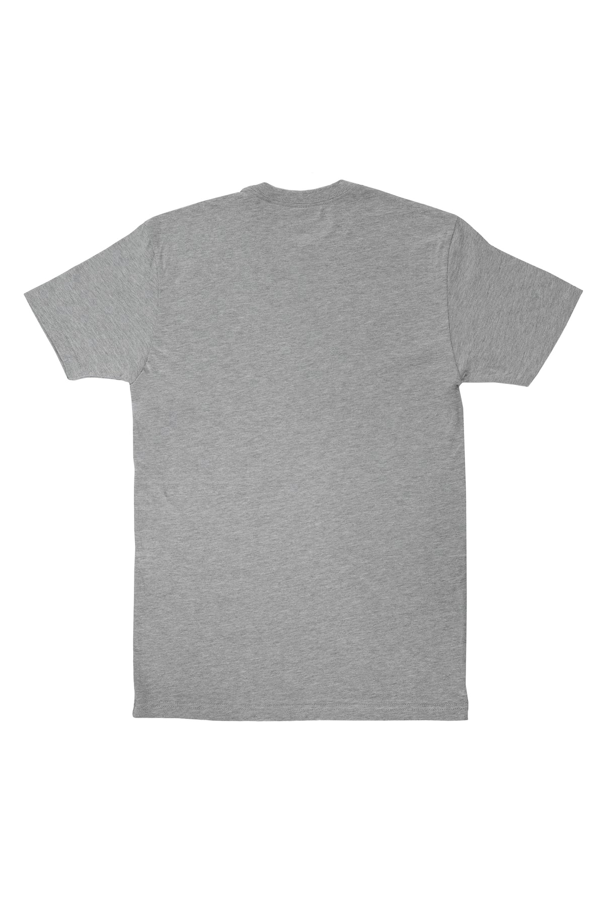 ALVA HEATHER GREY LOWKEY LOGO T-SHIRT
