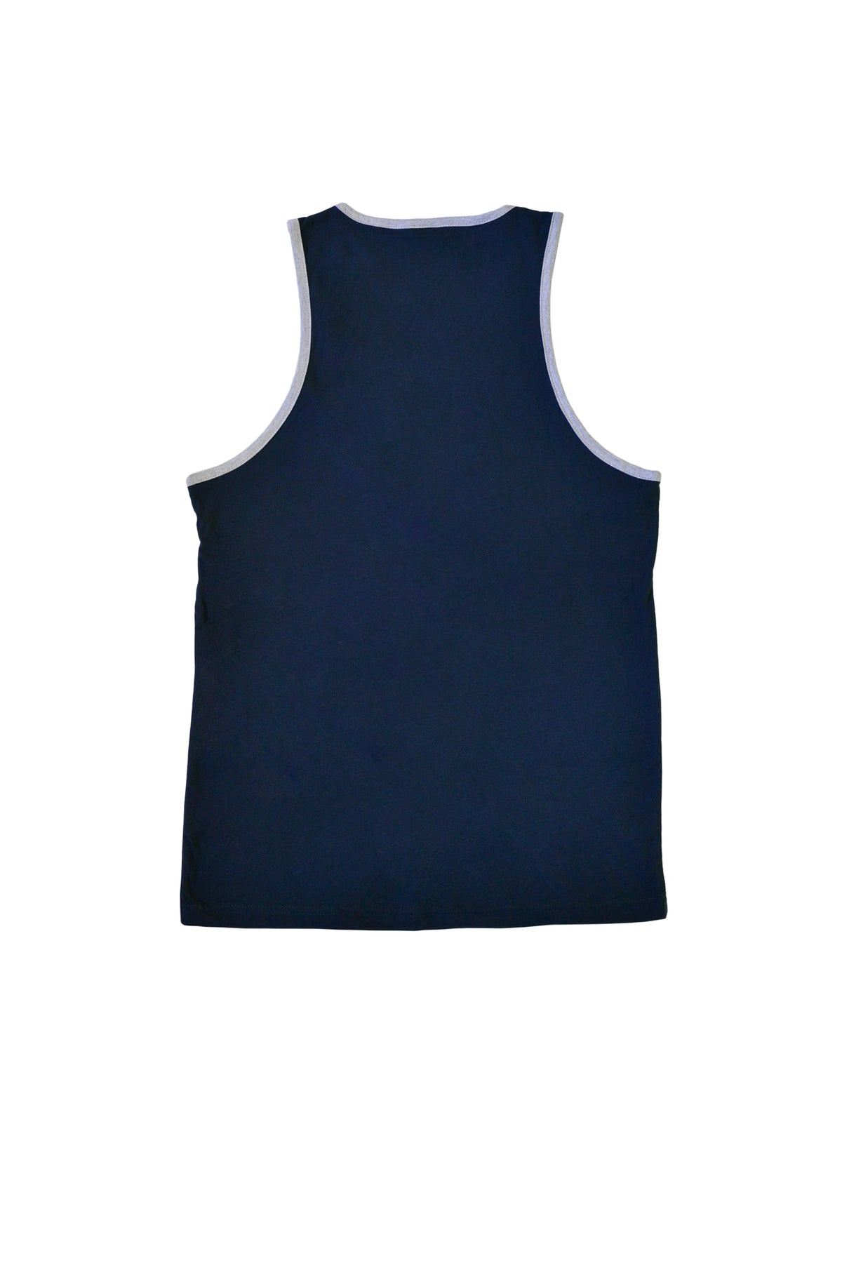 ALVA NAVY & HEATHER GREY OG LOGO TANK