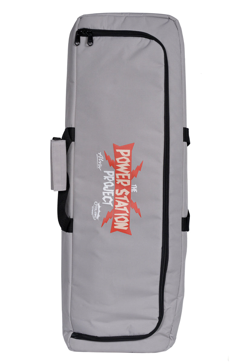 Power Station Project Travel Sk8 Bag on Wheels