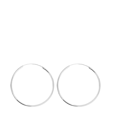 Jane hoops medium