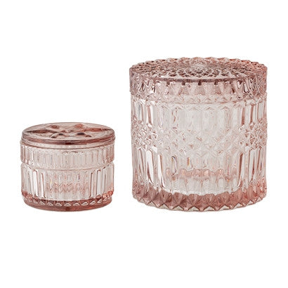 Bloomingville jars with lid