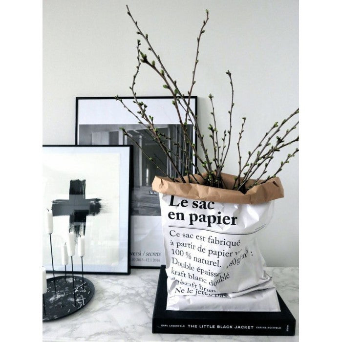 le sac en papier les soeurs. Black Bedroom Furniture Sets. Home Design Ideas