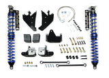 REAR BOLT-ON COILOVER KIT (BLACK) FOR JK/JKU