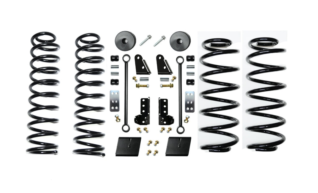 "2.5"" ENFORCER SUSPENSION SYSTEMS FOR JL"