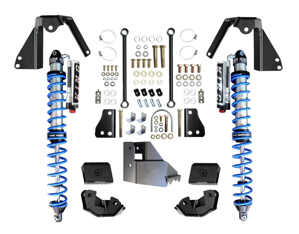 NV2514 REAR BOLT-ON COILOVER KIT BLACK FOR JL