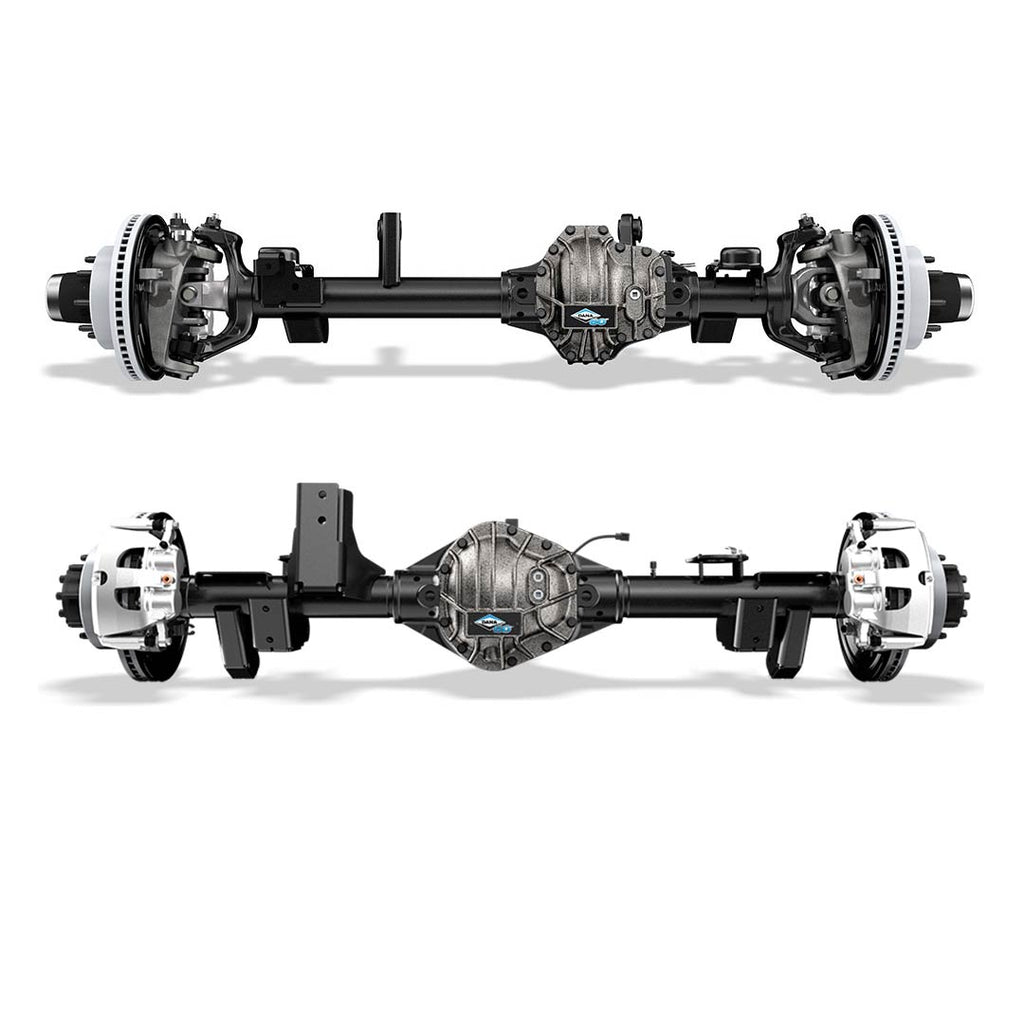 Ultimate Dana 60 Axle Package with Lockers For JT