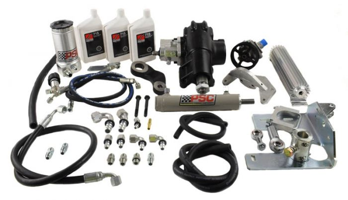 BIG BORE XD-JK Cylinder Assist Steering Kit for JK