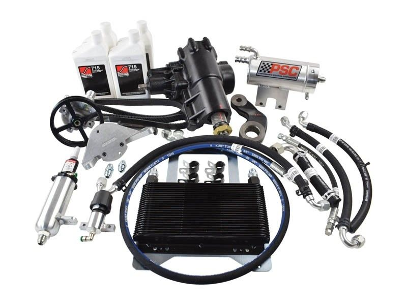 BIG BORE XD-JT Cylinder Assist Steering Kit (3.6L Only)