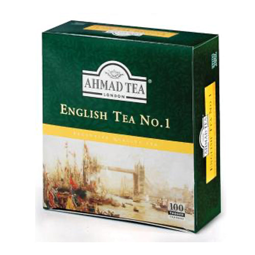 Ahmad Tee English Tea No. 1 (100 Beutel)
