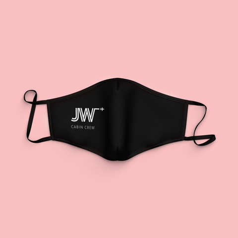 Jeenie Weenie Official Logo Facemask