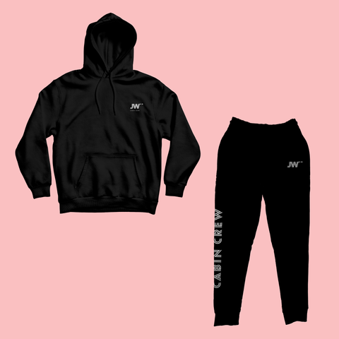 Jeenie Weenie Official Logo Hoodie/Sweatpants Set