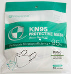 Powecom KN95 Protective Mask - 10 Pack - Looptify
