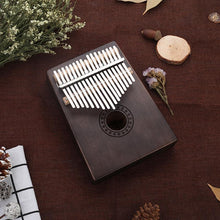 Load image into Gallery viewer, Kalimbaist™ Mahogany Kalimba (Buy 2 Free shipping)