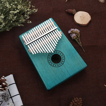 Load image into Gallery viewer, Kalimbaist™ 17 Keys Mahogany Kalimba 【Free Shipping】