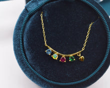 Load image into Gallery viewer, RAINBOW Opal Necklace