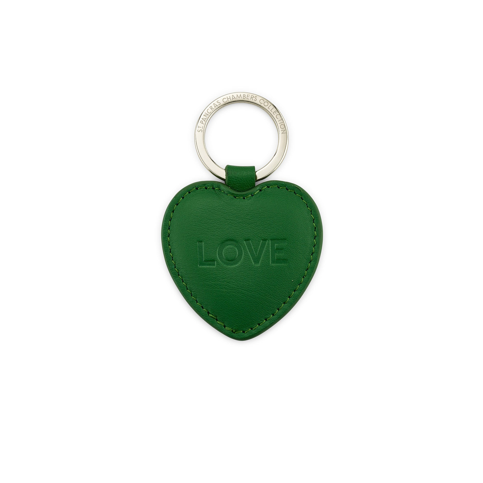 Heart Keyring - LOVE
