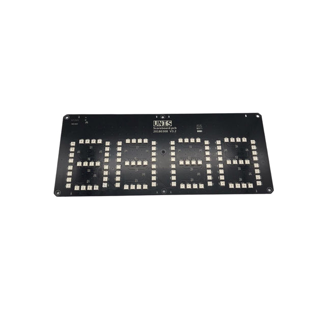 UNIS Atari Pong LED Display Board Advance Replacement - Part No. P140-421-001