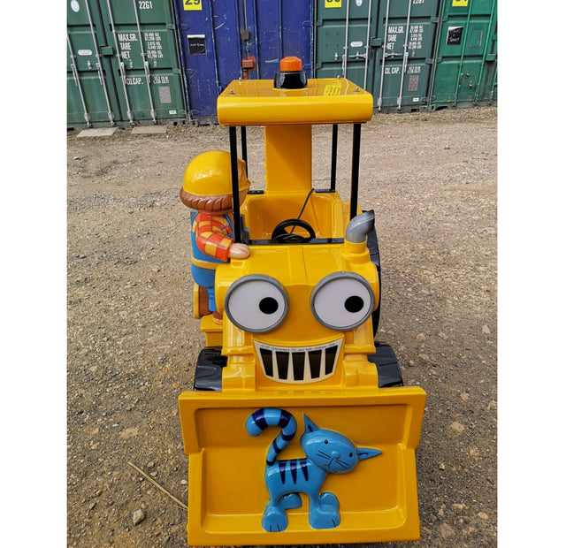 Bob The Builder Scoop - Used Kiddie Ride