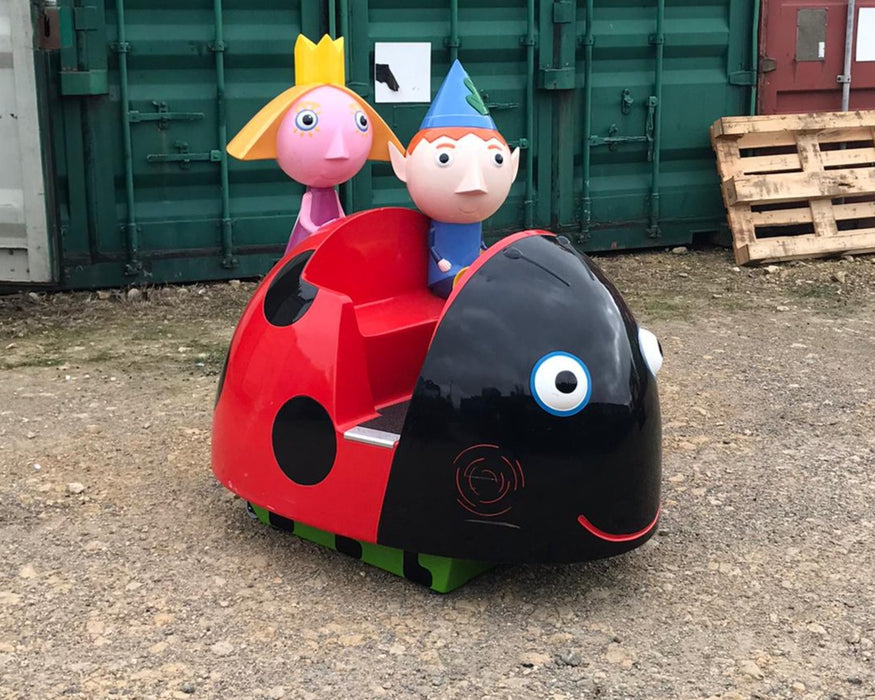 Ben & Holly - Used Kiddie Ride