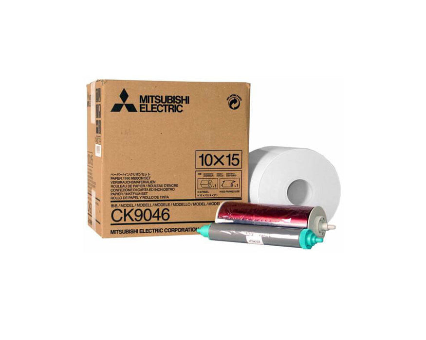 Mitsubishi CK9046 Media Pack - Printer Toner and Paper