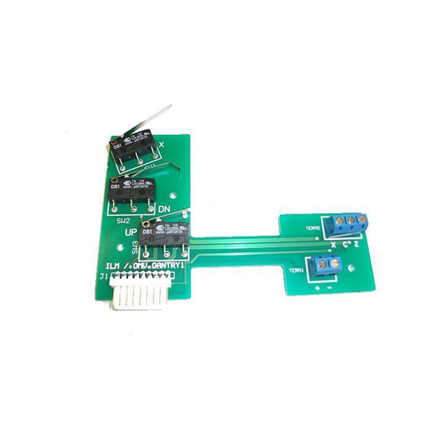 Maxx Grab Gantry PCB 1 - Part No. 43