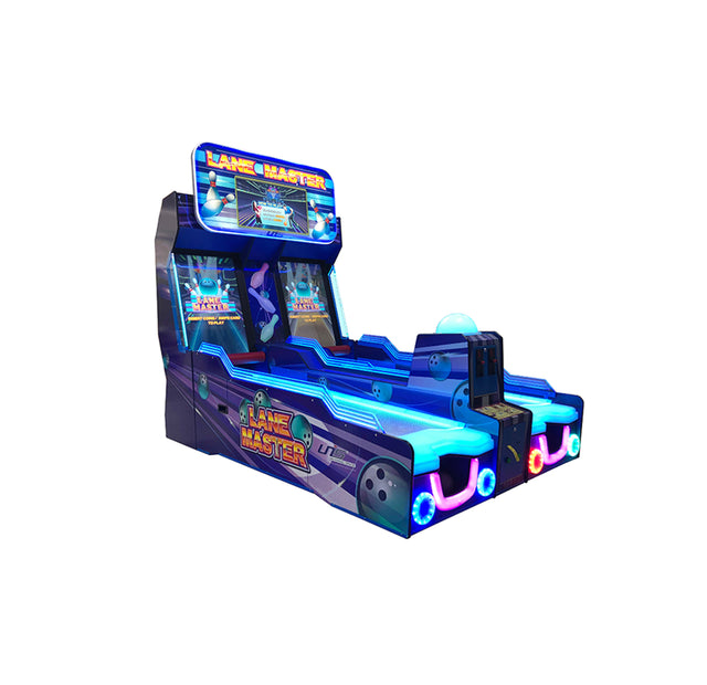 UNIS Lane Master - Arcade Bowling Game