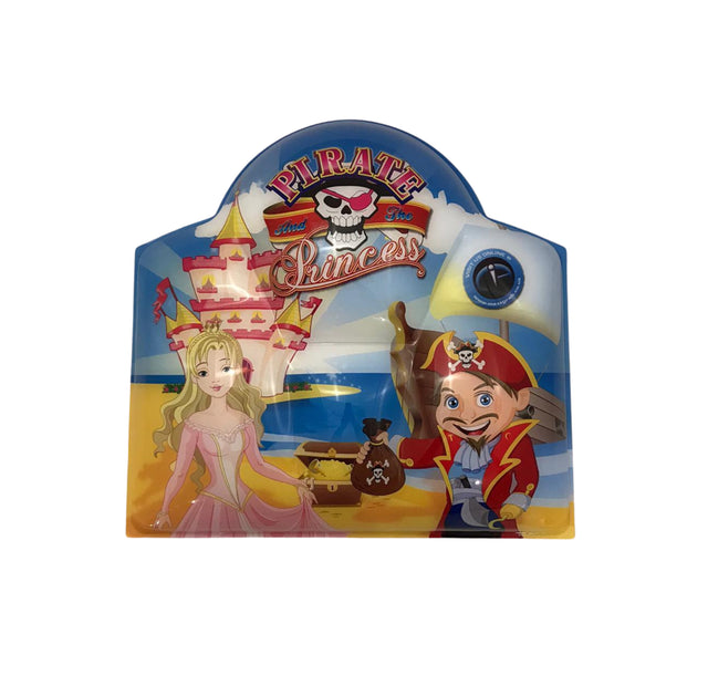 Pirate and Princess Crane Top Display Header - Tommy Bear Spares