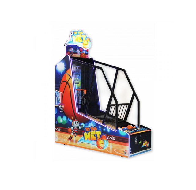 UNIS To Tha Net Jr. - Arcade Basket Ball Game with LCD Screen