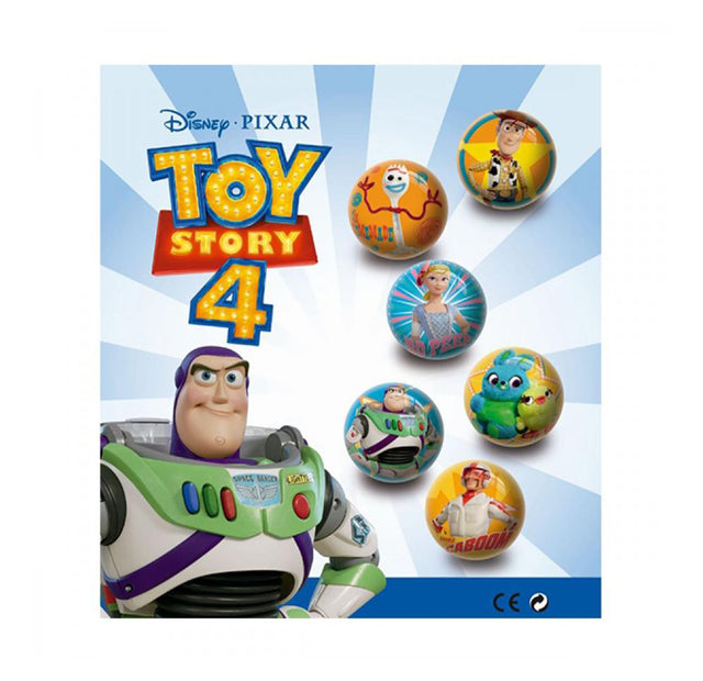 Disney Pixar Toy Story 4 Soft PU Ball (x100) 60mm Vending Prize