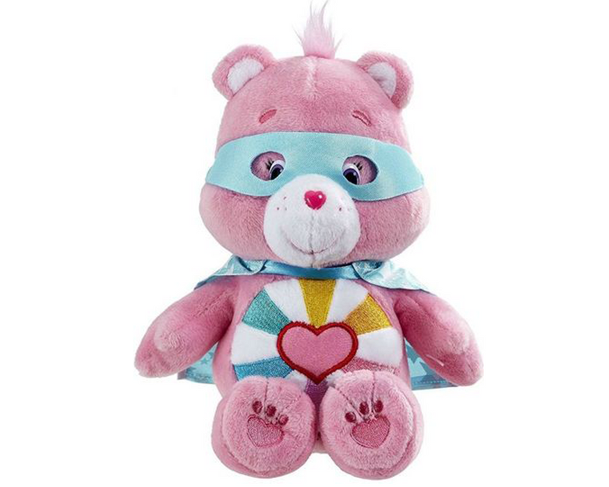 Care Bear Hopeful Super Hero  - 6