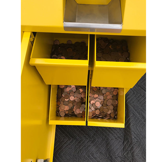 Quick Change - The Fast Coin Change Machine