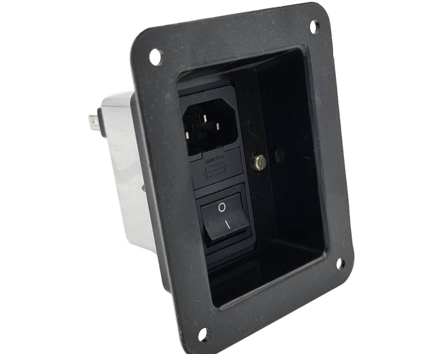 Maxx Grab Mains Inlet / Power Socket