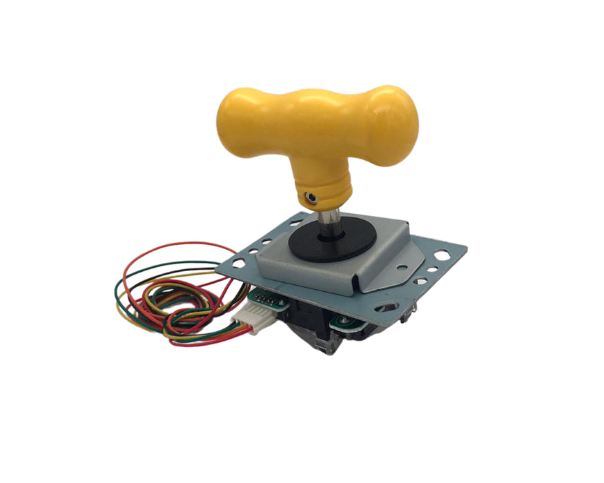 UNIS Panning for Gold Complete Joystick Assembly - Part No. P128-243-000