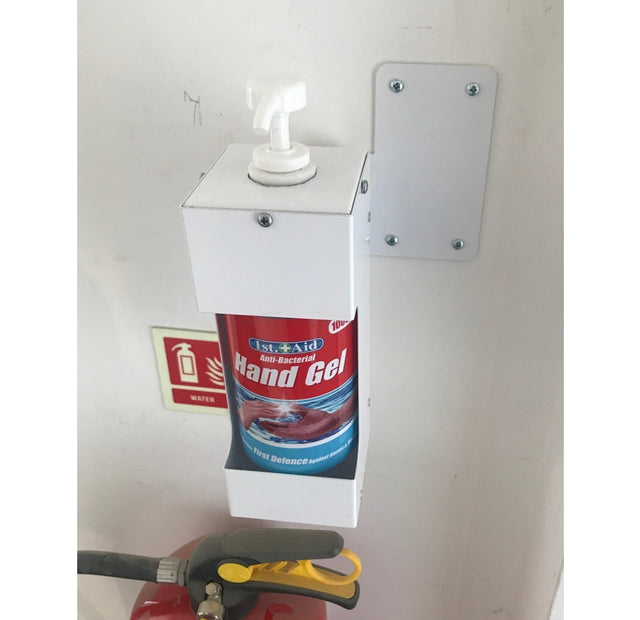 Swivel Station with 1 Litre Hand Sanitiser - Wall Mounted Sanitiser Dispenser