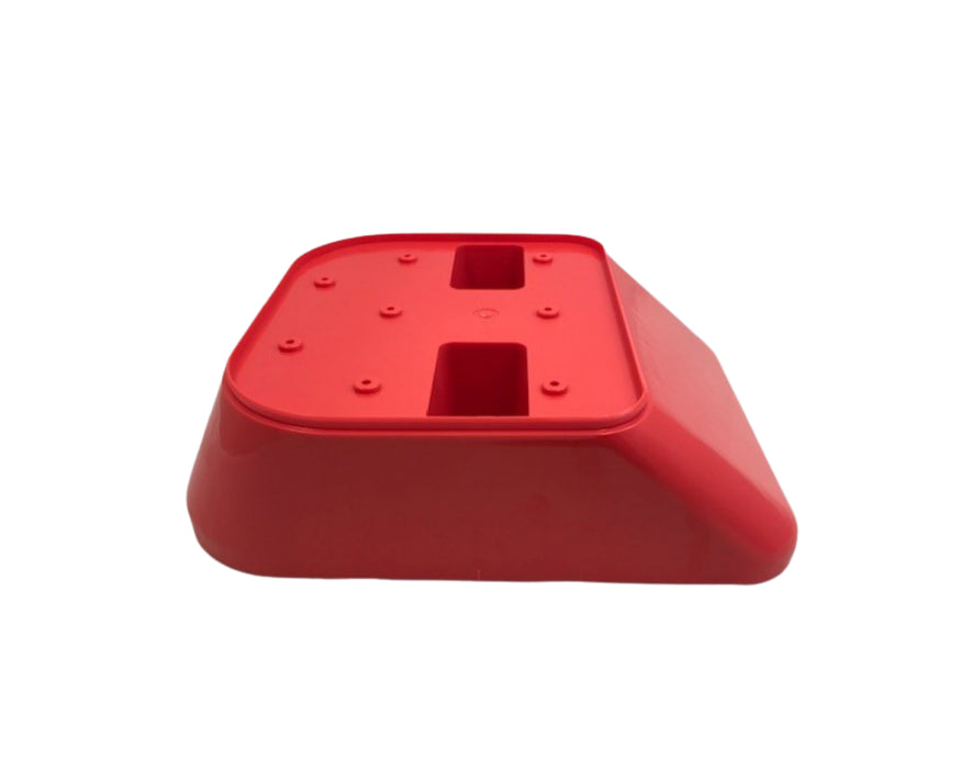 Tomy Gacha Plastic Red Base - Part No. B040