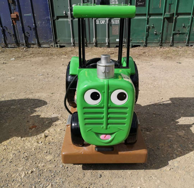 Troy The Tractor - Used Kiddie Ride