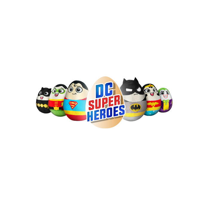 DC Super Hero Baby Eggs - 6