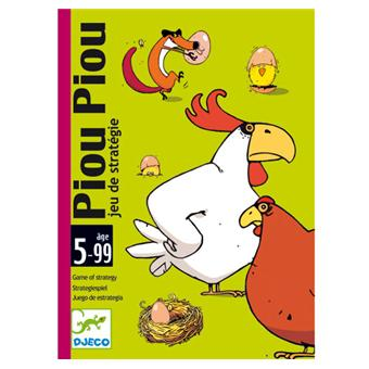PLAYING CARDS - Piou piou