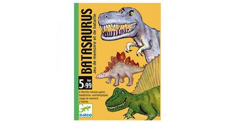PLAYING CARDS - Batasaurus