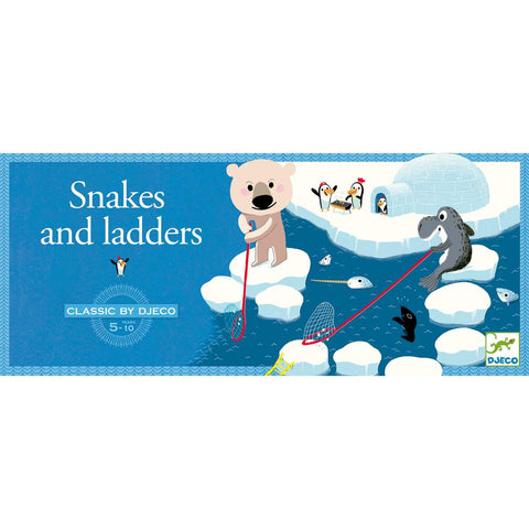 CLASSIC GAME - SNAKES AND LADDERS