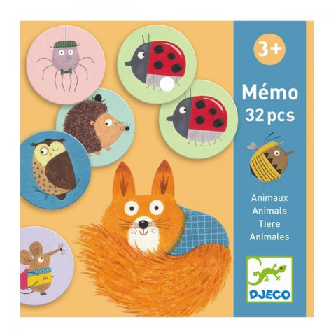 EDUCATIONAL GAMES - Mémo silhouétté