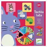 EDUCATIONAL GAMES - Tactilo loto - animals