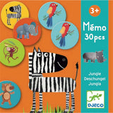 EDUCATIONAL GAMES - Memo jungle