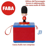 Accessorio per cassa Faba - Back to school