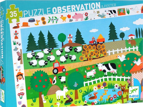Puzzle - Observation
