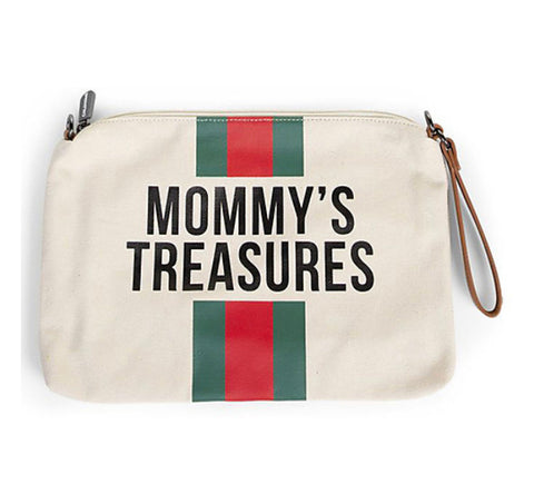 Lista#015 | borsa pochette  Mommy's treasure Childhome
